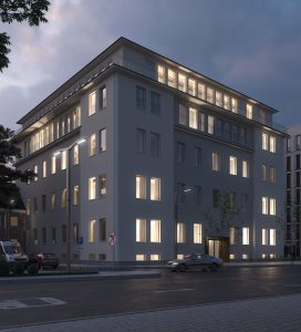 Moderne Mietwohnungen am Hafnerplatz